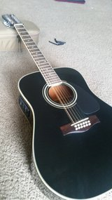 Fender DG-16E-12 BLACK in Schaumburg, Illinois