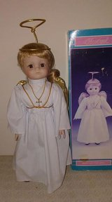 Reluctant Angel Doll Pouting in Chicago, Illinois