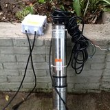 "Well pump 4"" submersible with controller in Lockport, Illinois"
