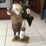 Golf Santa by Santas by Donna in St. Charles, Illinois