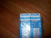 12 bulbs philips pl-l 40w/835/ 25w in Naperville, Illinois