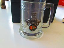 4 Blackhawks 2013 Stanley Cup Champions Beer Mugs in Orland Park, Illinois