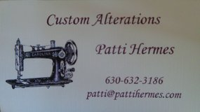 Sewing & Alterations in Plainfield, Illinois