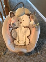Fisher-Price My Little Snugapuppy Deluxe Bouncer in Lockport, Illinois