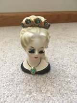 Lady Aileen head vase in Joliet, Illinois