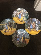 Wizard of Oz plates 2nd edition in Naperville, Illinois