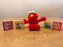 Elmo & baby board books in Fort Bliss, Texas