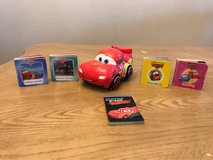 cars stuffed toy and baby board books in El Paso, Texas