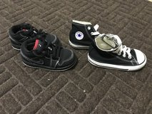 Toddler shoes - Jordan's and Converse in Glendale Heights, Illinois