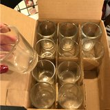 11 straight votive candle holders in Aurora, Illinois
