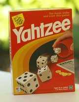Yahtzee in Cherry Point, North Carolina