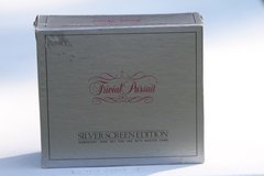 Trivial Pursuit cards silver screnn edition in Cherry Point, North Carolina