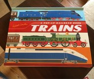 Pop-Up Train Book in Yorkville, Illinois