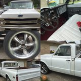 1972 Chevy C10 LWB in Pearland, Texas