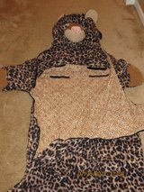 Wildkin Kids Sleeping Bag Rolls into Backpack with Character Head Pillow-Cheetah in Joliet, Illinois