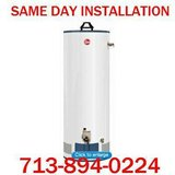 $$399 WATER HEATER and INSTALL in Pasadena, Texas