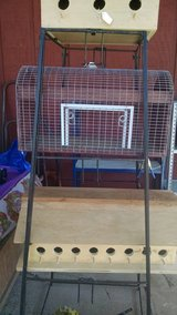 cages for your small pets or poultry in Fort Polk, Louisiana