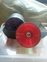 Memorex CD-R 4 packs of 25 cds in Naperville, Illinois