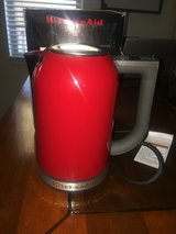 Brand New in Box KitchenAid Water Kettle Empire Red in Fort Irwin, California