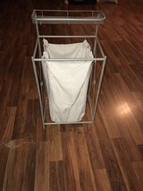 Clothes hamper in Fort Polk, Louisiana
