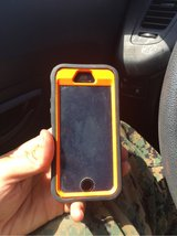 IPhone 5s with otter case in Camp Pendleton, California