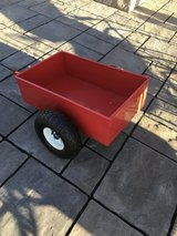 All terrain trailer / garden cart in Naperville, Illinois