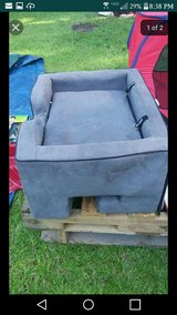 BOOSTER CAR SEAT FOR PETS, paid $70 in Camp Lejeune, North Carolina