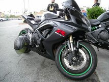 07 gsxr 600 in Camp Pendleton, California