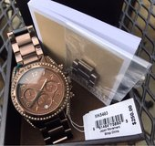 Michael Kors Brown watch (used) in Cherry Point, North Carolina