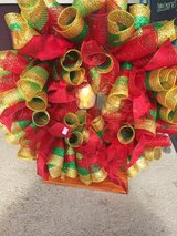 wooden wreath stands with hook $15 each in Fort Bragg, North Carolina