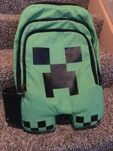 Minecraft backpack in Naperville, Illinois