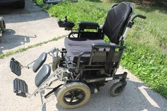 Invacare EXCEL Motorized/Electric Wheelchair Customized Amazing Look! original price $6,900.00 in Naperville, Illinois