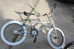 Dyno Chrome '97 Vintage Stunt Bike New Tires and Tubes Hard to Find in Naperville, Illinois