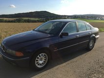 BMW 523i 6 zyl AC New Inspection only 105000 mls nice car ! in Grafenwoehr, GE