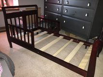 Toddler Bed Frame in Naperville, Illinois