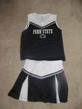 Girls size 7/8 Penn State outfit in Fort Benning, Georgia