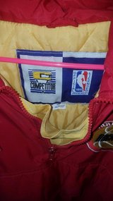 vintage houston rockets championship jacket in Kingwood, Texas