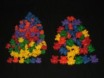 Teddy bear Counting with a Rainbow of colors Small or Large Bears NEW in Oswego, Illinois