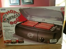 New-Hot Express Dog Rotary Grill in Aurora, Illinois