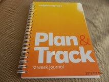 12 week journal to track and plan with Weight Watchers in Naperville, Illinois