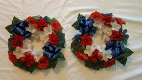 GET BOTH WREATHS FOR JUST $5! in Fort Benning, Georgia