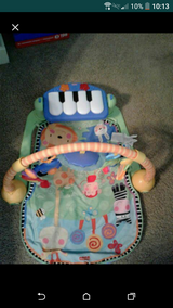 Baby piano playmat in Fort Lewis, Washington