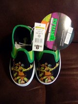 New Turtle Shoes size 7-8 Boy's in Leesville, Louisiana