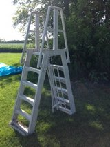 Pool Ladder Super cheap for this size!! in Oswego, Illinois