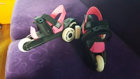 Cardiff skate co youth cruiser roller skates/ roller blades in Plainfield, Illinois