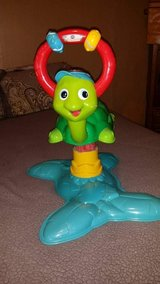 Turtle activity riding toy in Fort Campbell, Kentucky