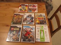 Wii Games - $5 each in Bolingbrook, Illinois
