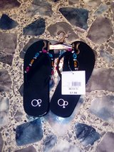 New Girl's Flip-flops Size 13-1 in Leesville, Louisiana