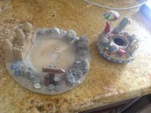 Yankee Candle beach decor in Yucca Valley, California