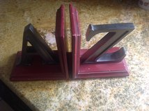Pottery Barn bookends in Yucca Valley, California